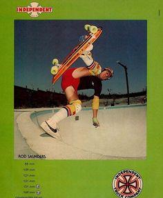Indy ad Old School Skateboards, Vintage Skateboards, Skate Photos, Skate And Destroy, Surfing, Skateboarding, Baseball Cards, Sports, Ads