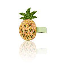 Tropicool Pineapple Hair Clip by Milk