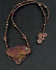 Wrapped Wire Jewelry