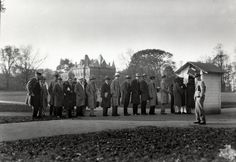 1926 students voting for homecoming queen OSU Archives (@BuckeyeHistory) | Twitter