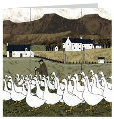 Greeting cards from wonderful Welsh artist David Day