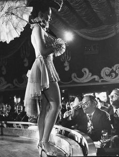 New York City Nightclub, 1947