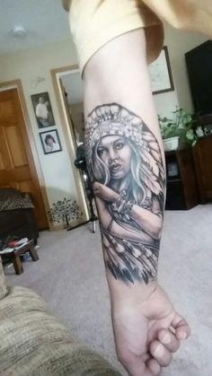 sioux indian tattoos | INDIAN TATTOO-tatuaggi cheyenne ...