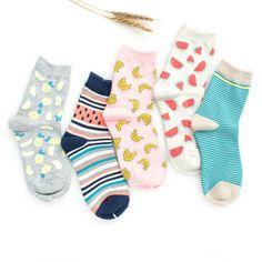 1 Pair Cute Kawai Cartoon Women Combed Cotton Socks Women Funny Dog Corgi Lovely Animal Pattern Casual Sock 2019 New Underwear & Sleepwears Women's Socks & Hosiery