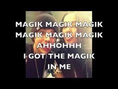 Becky G Ft. Austin Mahone - Magik 2.0 (LYRIC VIDEO)