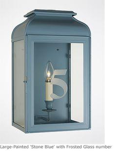Mews Wall Lantern - Product WL 4