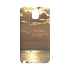 Awesome Sea Scene Custom Case for Samsung Galaxy Note 3 N9000 3D