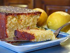 Cake moelleux au citron, au citron et au citron (ou un autre agrume, ne soyons pas sectaire )