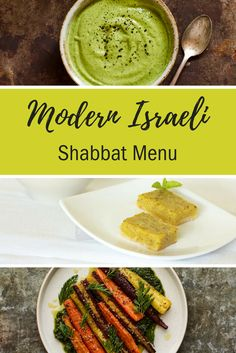 We adore time saving tips and takes on classic Israeli cuisine. Check out our favorites in this modern Israeli Shabbat menu!