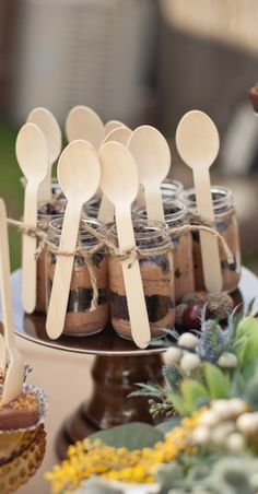 dessert in a jar....
