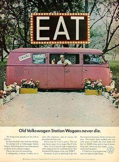 Volkswagen T2 #adv #storia