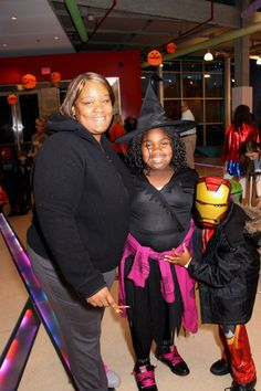 Great costumes at Park After Dark 2012 at the Mississippi Children's Museum.