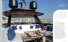 THE ONE Yacht & Design SILVER ISSUE - ottobre/novembre/dicembre 2016
