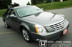 2006 Cadillac DTS...one of our newest members of our pre-owned lineup at MJH!