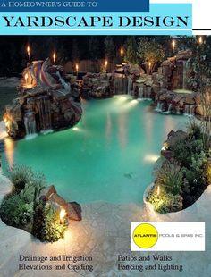 That's what I call a pool!