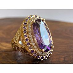 Jewelry Sets, Gold Jewelry, Bronze Ring, Turkish Jewelry, Antique Rings, Cocktail Rings, Amethyst, Gemstone Rings, Jewels