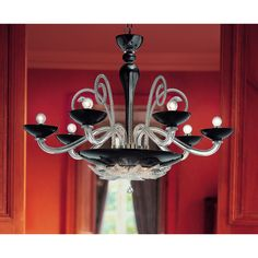 FDV Collection Marina Toscano Orleans 12 Light Chandelier