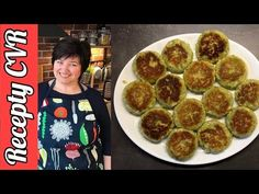 Recepty CVR - Fašírky z Tofu a brokolice / Paddies from tofu cheese and broccoli - YouTube Tofu, Muffin, Breakfast, Youtube, Youtubers, Muffins, Morning Breakfast