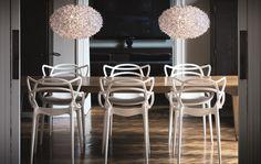 MASTERS silla, diseño Philippe Starck
