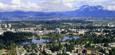 Abbotsford Area and Mill Lake - Abbotsford, BC Canada