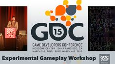 Experimental Gameplay Workshop 2015: Synonymy