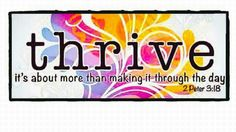 I'm Thriving and Not just Surviving! #momlife kelbelle5.le-vel.com