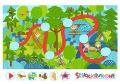 Seikkailukone: Luontopolku Kids Rugs, Games, Home Decor, Decoration Home, Kid Friendly Rugs, Room Decor, Interior Design, Toys, Home Interiors