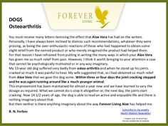 foreverliving product testimonials - Google Search