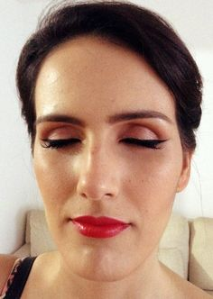 Sendo Maquiada na MAC   New in Makeup