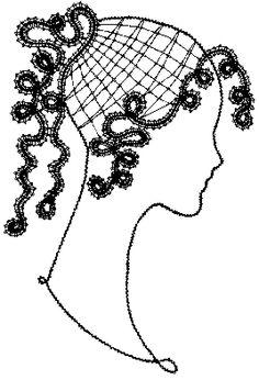 Karla Klusoòová Needle Lace, Bobbin Lace, Lace Making, Lace Patterns, Applique, Album, Portrait, Aurora, Projects