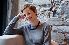 karine vanasse short hair - Google Search