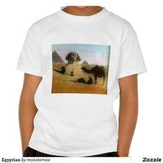 Egyptian Shirt #Egypt #Egyptian #Africa #Pyramid #Camel #Desert #Fashion #Tee #TShirt #Shirt