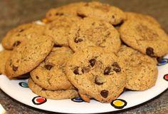 Grain Free Pecan Chocolate Chip Cookies