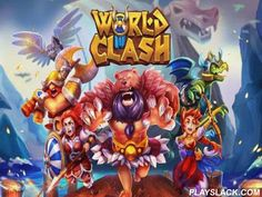 World Clash: Hero Clan Battle  Android Game - playslack.com , support a little clan of vikings battle a collection of foes. Fortify the viking community and extend the lands of your clan. make a strong kingdom beginning  from a little community. In this game for Android you head a viking clan. investigate brand-new realm, get the essential assets, and create your community. make barracks, workplaces, antiaircraft structures and other constructions to make your community into a fortress…