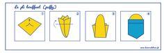 Le pli bouffant pochette de costume - Le Carré de Louis Pli, Bar Chart, Diagram, Logos, Suit Handkerchief, Tulip, Logo, Bar Graphs