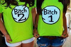 Bestfriend shirts ;)