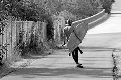 glide then slide