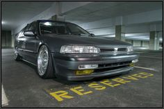 Image detail for -Accord+wagon+slammed