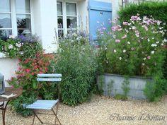 fleurs facade maison - Google zoeken