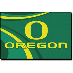 NCAA Rug, Oregon Ducks