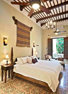 Alkemie: Colonial Mexican Architecture Reimagined ~ Merida, Mexico (Yucatan)