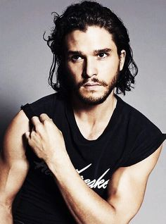 Kit Harrington - Obviously I have a problem.