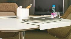 PowerPod Tabletop Power Outlet & Desk Organizer | Coalesse