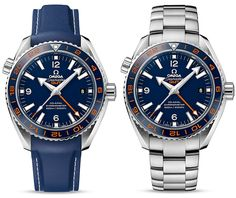 Omega Seamaster Planet Ocean GMT Watches
