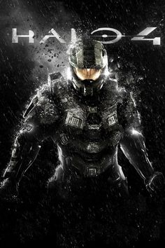 Halo 4 Wallpaper uploaded in Gaming Walls: Master Chief And Cortana, Halo Master Chief, Halo Game, 4 Wallpaper, Video Game Characters, Fighting Games, Funny Games, Best Games, Game Art