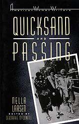 Nella Larsen, Harlem Renaissance writer of mixed African American and Danish heritage. Part of my Scandinavia fascination.
