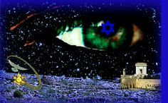 Israel Apple of God's Eye