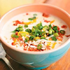 Potato Soup Recipe from Country Living Magazine