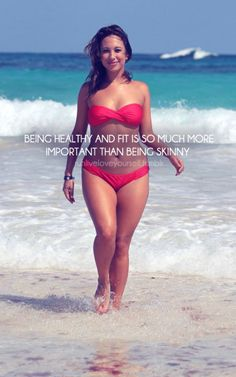 Being Healthy and Fit or Being Skinny. What do you prefer? Why? Do you agree with the statement in the picture?     - fitness motivation, inspiration, self help, self improvement  - If you like this pin, repin it and follow our boards :-)  #FastSimpleFitness - www.facebook.com/FastSimpleFitness