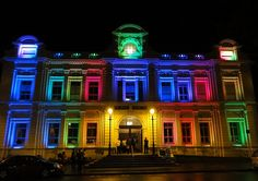 new zealand opera house pictures - Bing images New Zealand Houses, Concert Hall, Color Patterns, Opera House, Bing Images, Colours, Explore, Mansions, House Styles